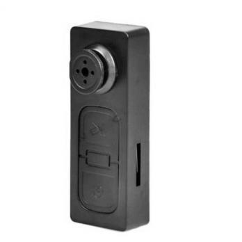 Видеокамера пуговица